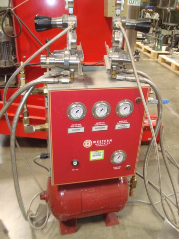 Fixed Gas Mixer System