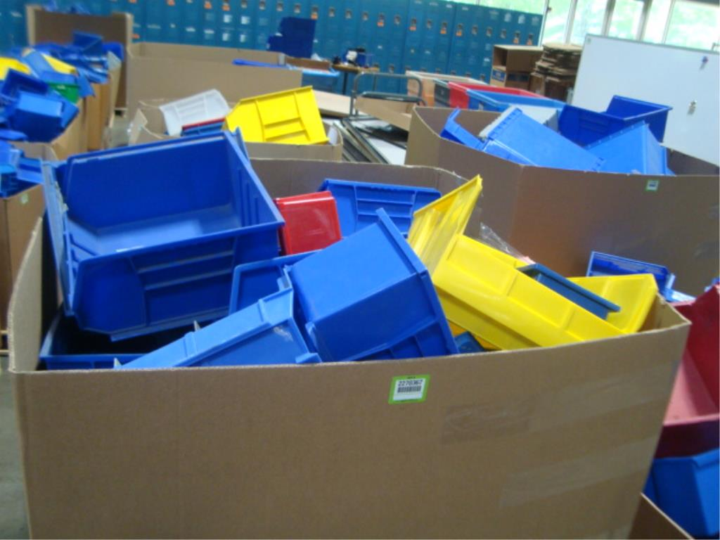 Parts Storage Totes - Image 3 of 6