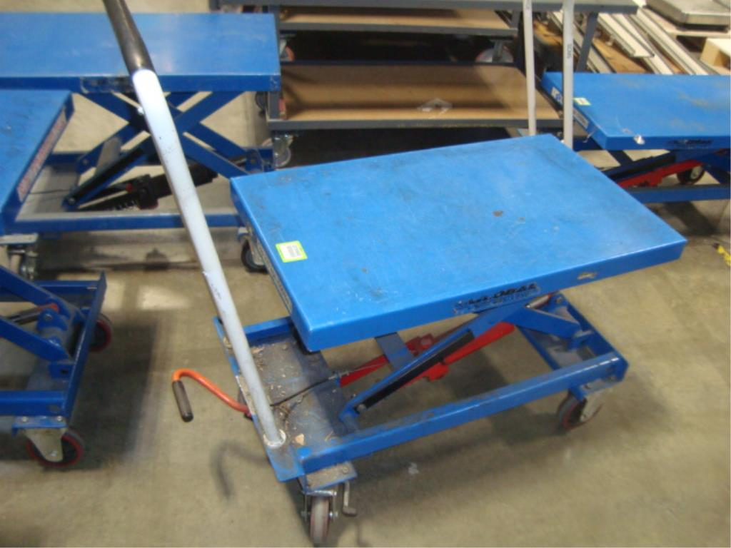 Hydraulic Lift Table - Image 8 of 12