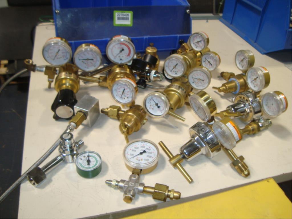 Gas Regulators - Image 2 of 8