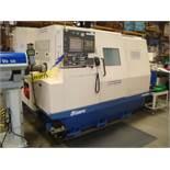 Miyano BNE-51SY5 6-Axis CNC Slant Bed Turning Center