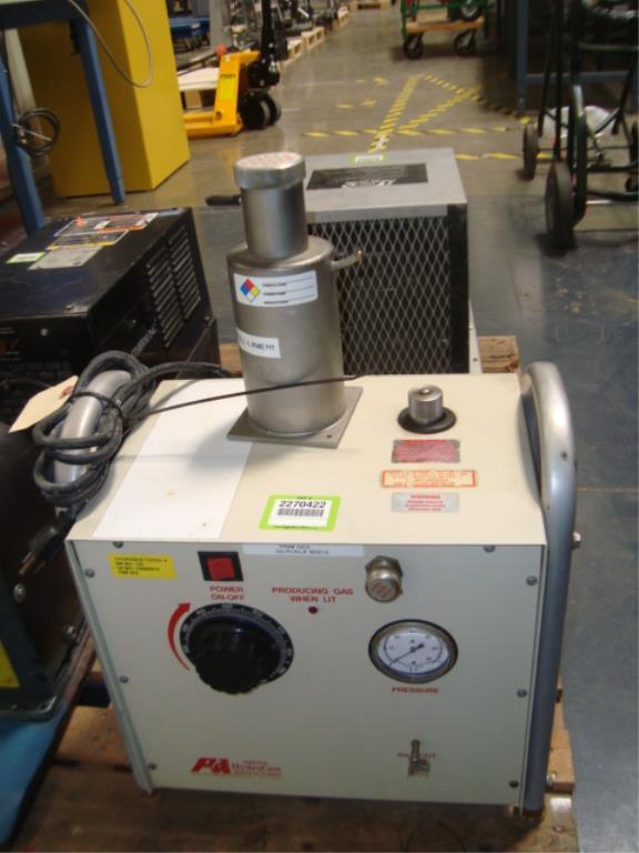 Hydrogen Flame Generator