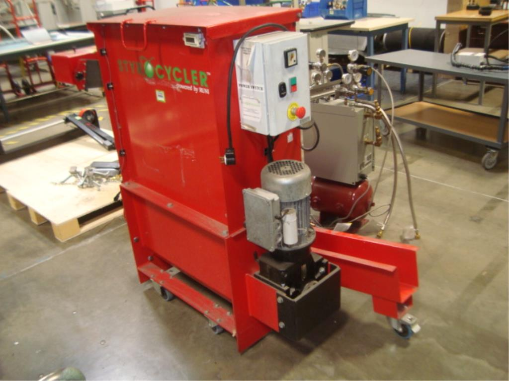 StryoCycler Screw Compactor System - Image 20 of 20