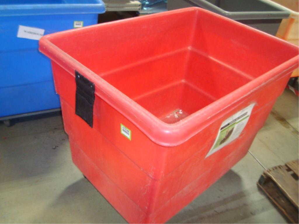 Mobile Poly Bulk Materials Handling Truck - Image 4 of 8