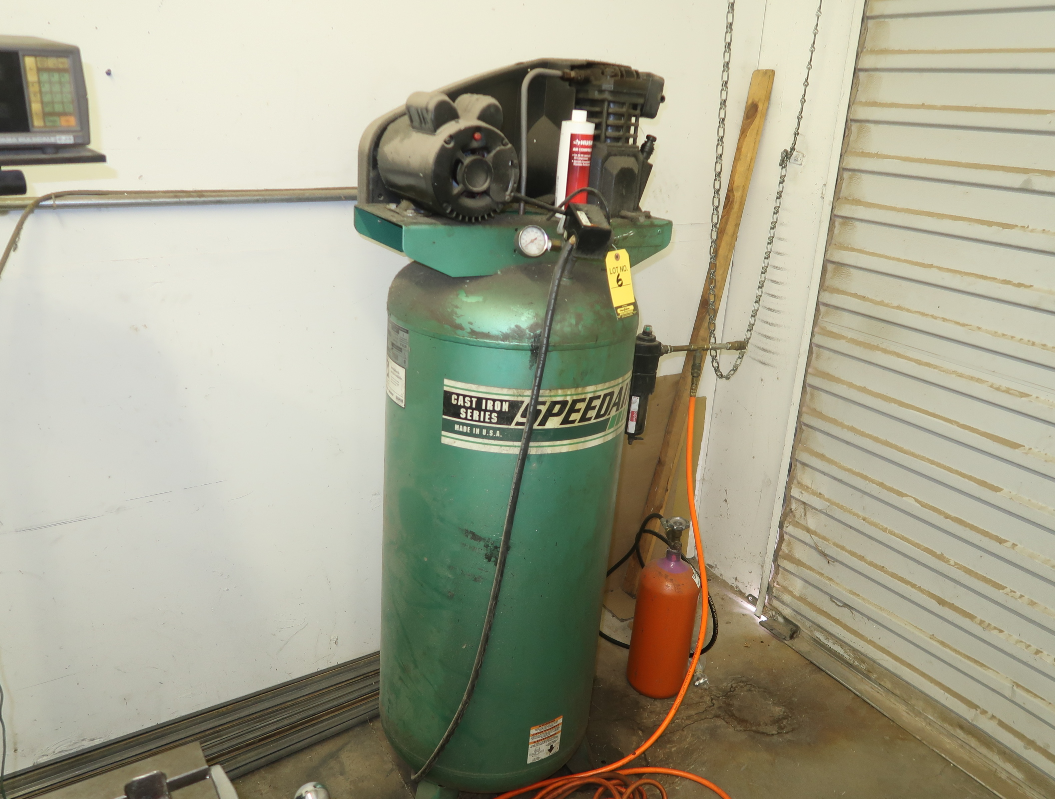 SPEEDAIRE 60GAL AIR COMPRESSOR