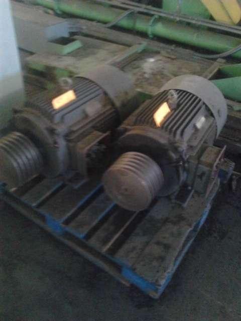 Lot 43 - (2) Motors