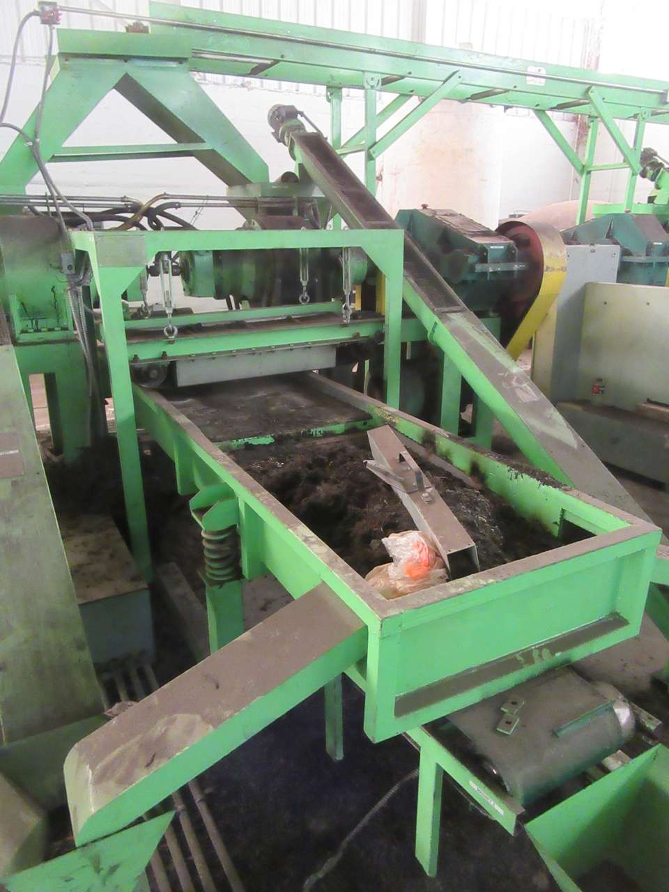 Lot 32 - 2014 Jiangyin Jinall International Trade Co. CTJ-500 Iron Seperator