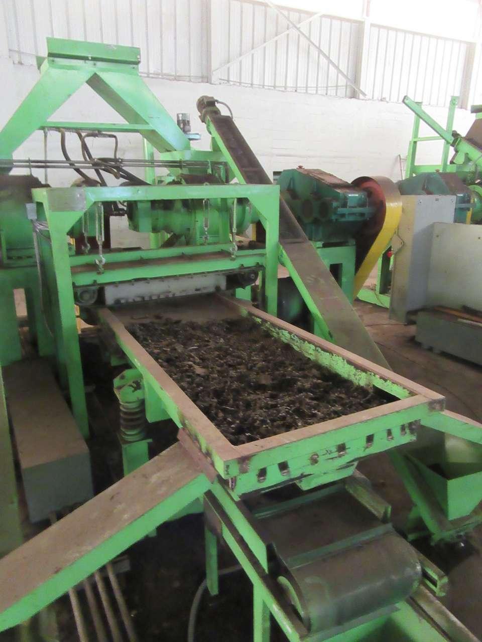 Lot 12 - 2014 Jiangyin Jinall International Trade Co. CTJ-500 Iron Seperator