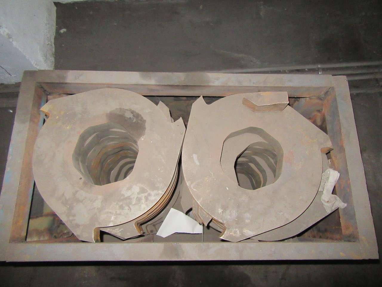 Lot 59 - 2014 Jiangyin Jinall International Trade Co. LPS-1200 Tire Shredder