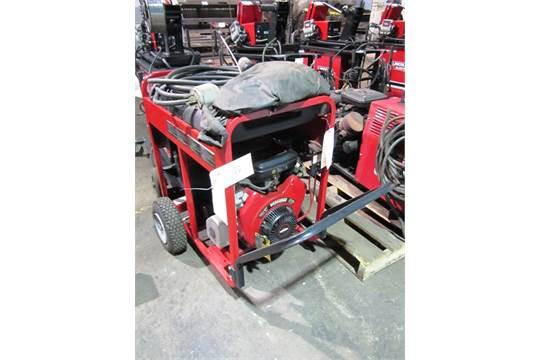Generac 10000 Watt Generator >> Generac 10 000 Watt Exl 18hp Gas Powered Portable Generator Sn 7096233