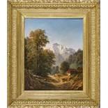 FORT-SIMÉON, ELISABETHParis, um 1815Die Jungfrau.Öl auf Leinwand,sig. u.r.,72x59,5 cm- - -22.00 %