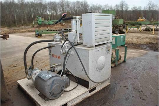 40 Hp Hydraulic Power Pack