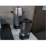 COFFEE MAKERS (100-CUPS & 36 CUPS)