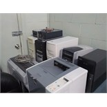 ASSORTED COMPUTERS & PRINTERS