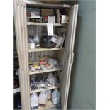 CABINET, C/W CONTENTS