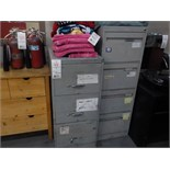 ASSORTED FILE CABINETS