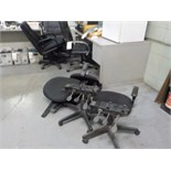 LOT: ASSORTED CHAIRS (AS-IS)