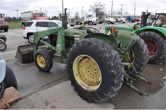 John Deere 2440 2wd tractor with John Deere 146 loader 3 point – John Deere 2440 Tractor Wiring