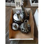 LOT: (4) Assorted Milling Cutters