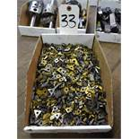 LOT: Assorted Carbide Inserts