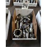 LOT: Assorted Milling Cutters