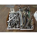 LOT: Open End Wrenches in (2) Boxes