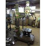 Kao Ming 8 in. Column x 32 in. Arm Model JRD700 DS Radial Arm Drill, S/N 1425 (1981)