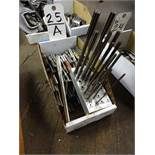 LOT: Assorted Reamers