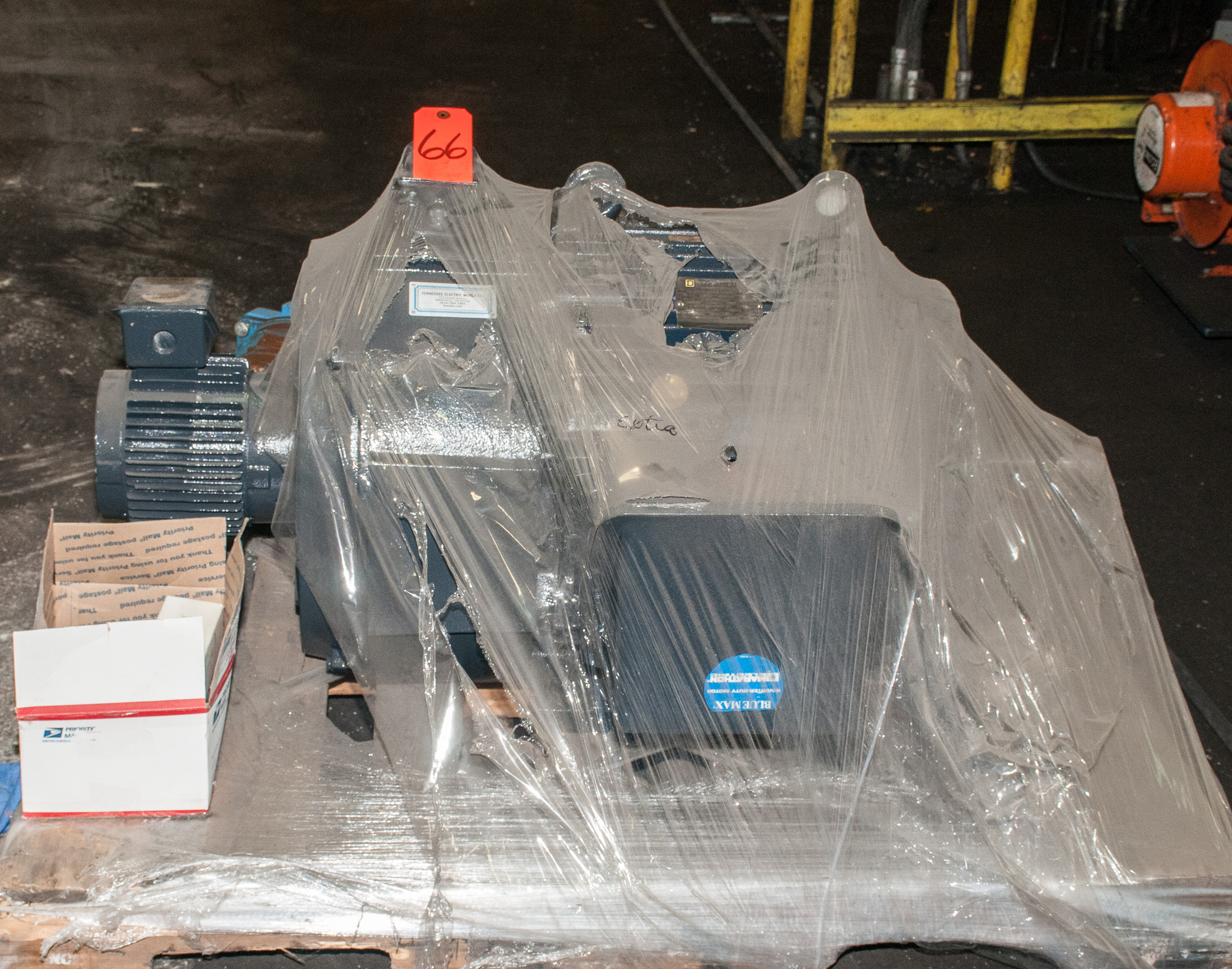 """60"""" x .125"""" 40,000lb. Yoder Slitting Line, New Controls 2019, Consisting of Coil Cart, Yoder Uncoile - Image 23 of 27"""