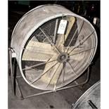"""TPI Industrial 42"""" Barrel Fan Belt drive"""