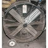 """36"""" Barrel Fan Belt Drive"""