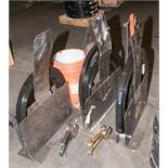 """(3) Banding Caddys for 1 1/4"""" Banding and (2) Tensioners"""