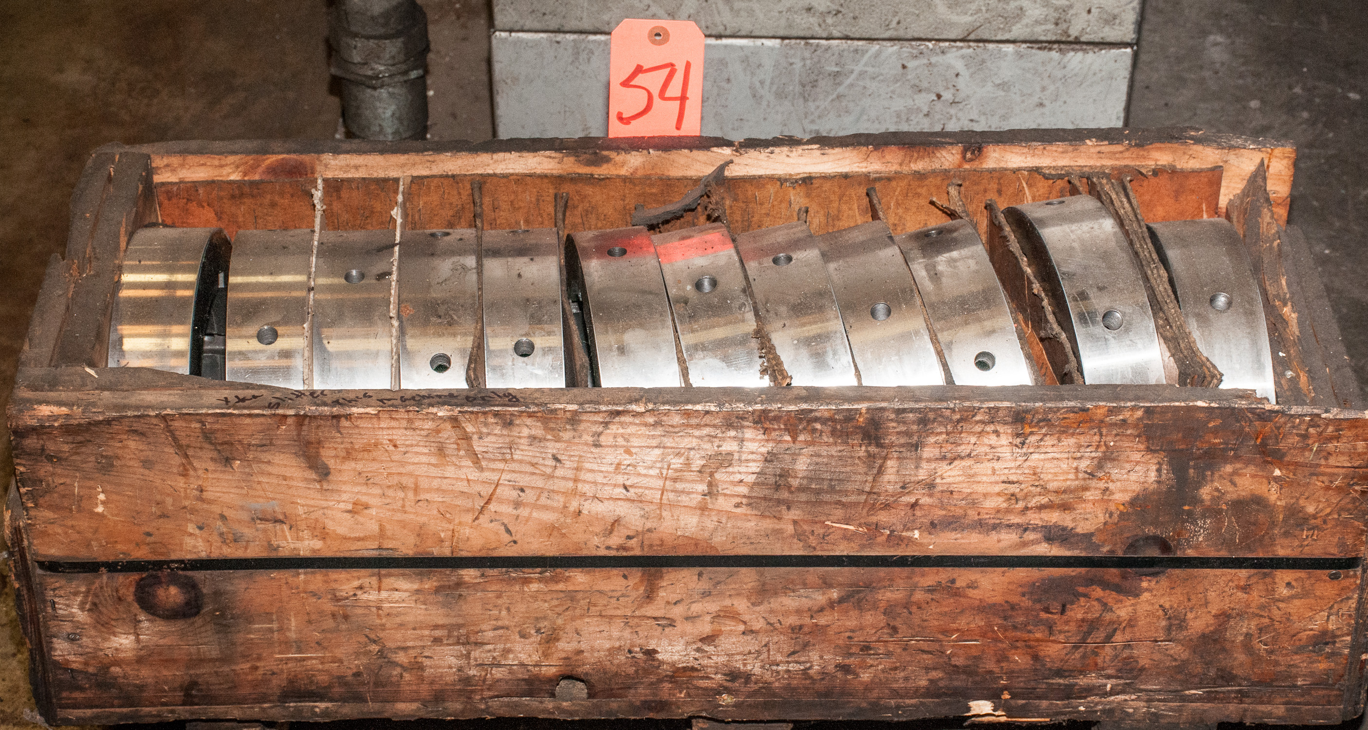 Extra Slear 3 Knives for lot 52
