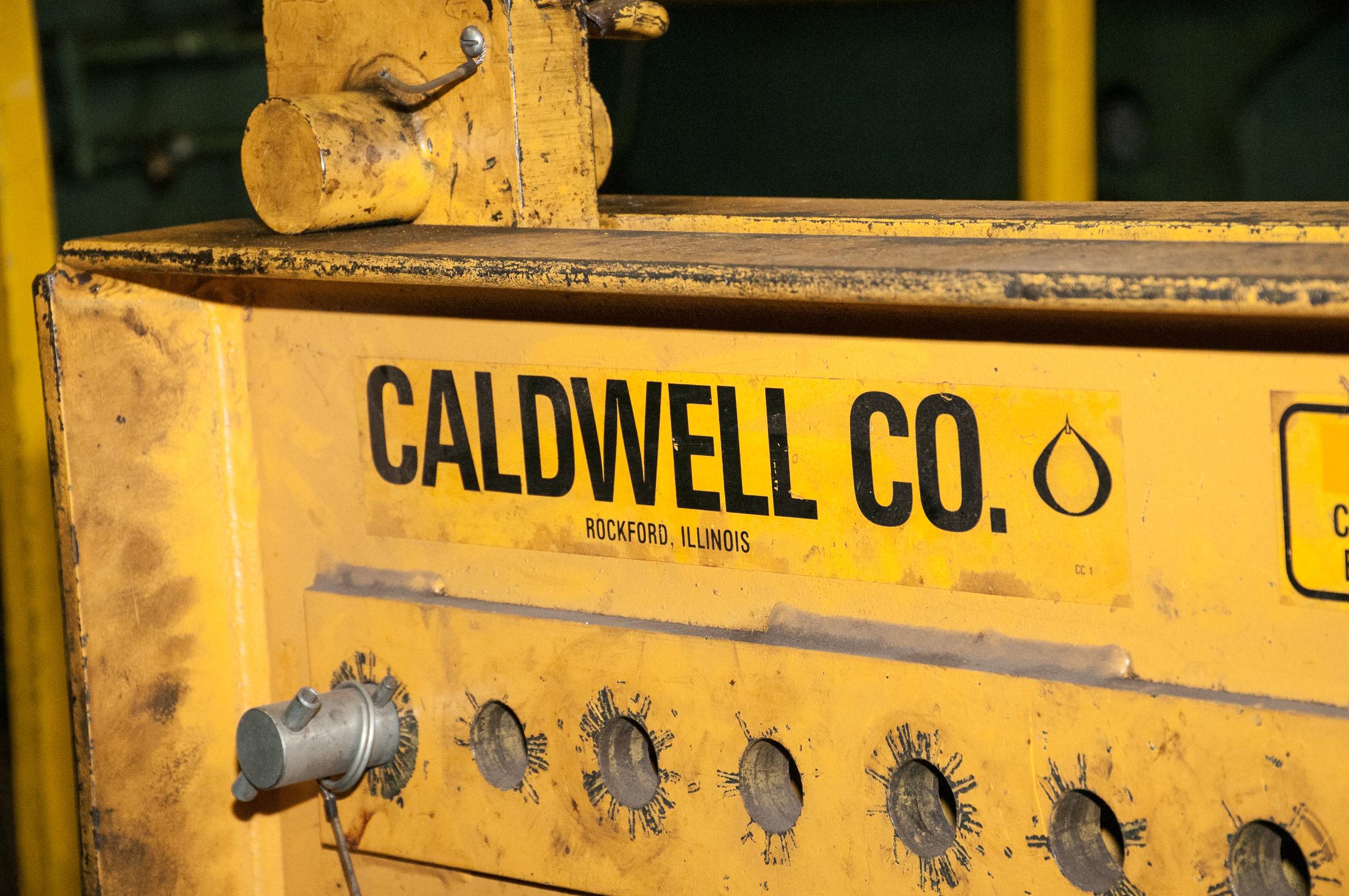 "Caldwell Co 30 Ton Spreader Bar adjustable 24""-72"" For Crane - Image 3 of 4"