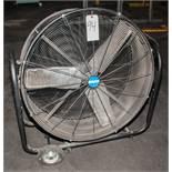 """ProFitter 30"""" 2-Speed Barrel Fan"""