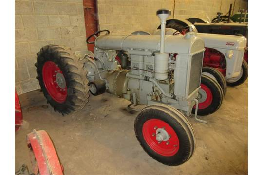 FORDSON Model F 2cylinder diesel TRACTOR Fitted with CLM CR2