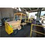 NMC Propane Sit-Down Yard Mule, Type 6005-V6G, S/N 93-G-1248, with Tail Lights & Head Lights, with