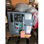 SQUARE D LOW VOLTAGE AC SWITCH GEAR CIRCUIT BREAKER TYPE DS-206S