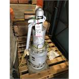 """CONSOLIDATED, TYPE 1906QC-1 8"""" INLET STEAM RELIEF VALVE"""