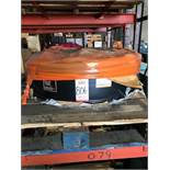 """LOT - 100' RUBBER EXPANSION JOINT 9"""""""
