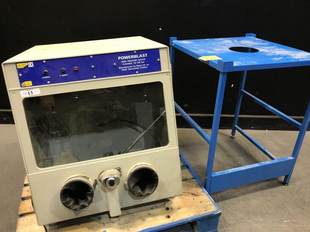 POWERBLAST HIGH PRESSURE WATER CLEANER