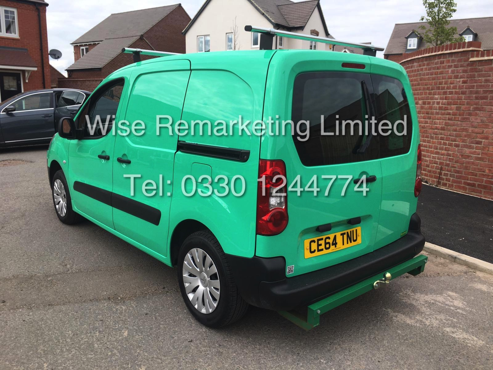 CITROEN BERLINGO 1.6 HDI LX AIRDREAM EDITION *2015 SPEC* - Image 4 of 11