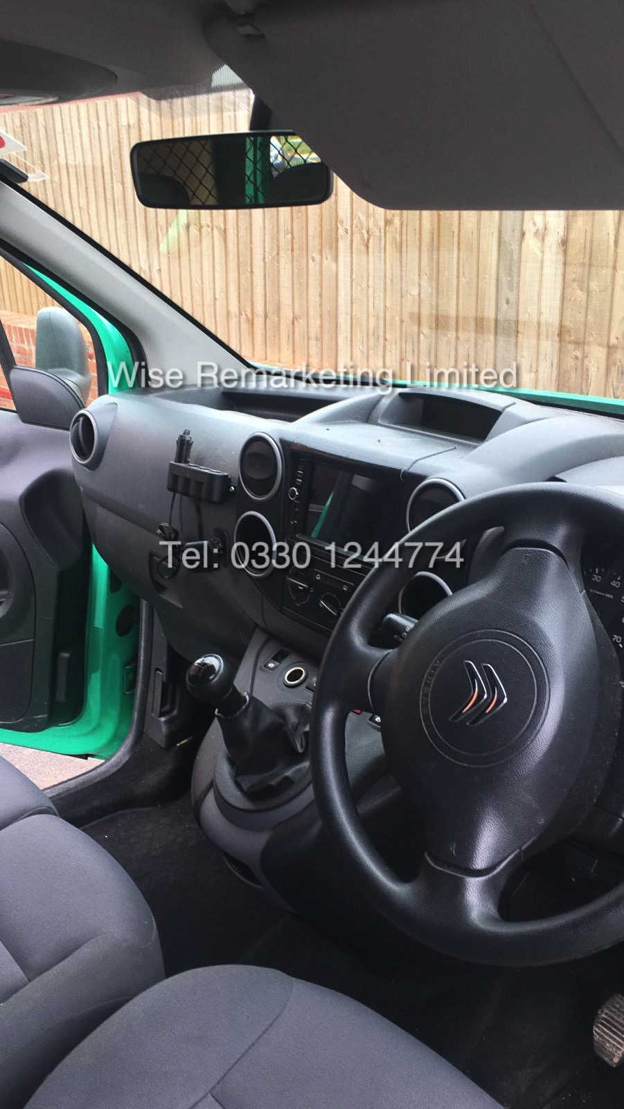 CITROEN BERLINGO 1.6 HDI LX AIRDREAM EDITION *2015 SPEC* - Image 9 of 11