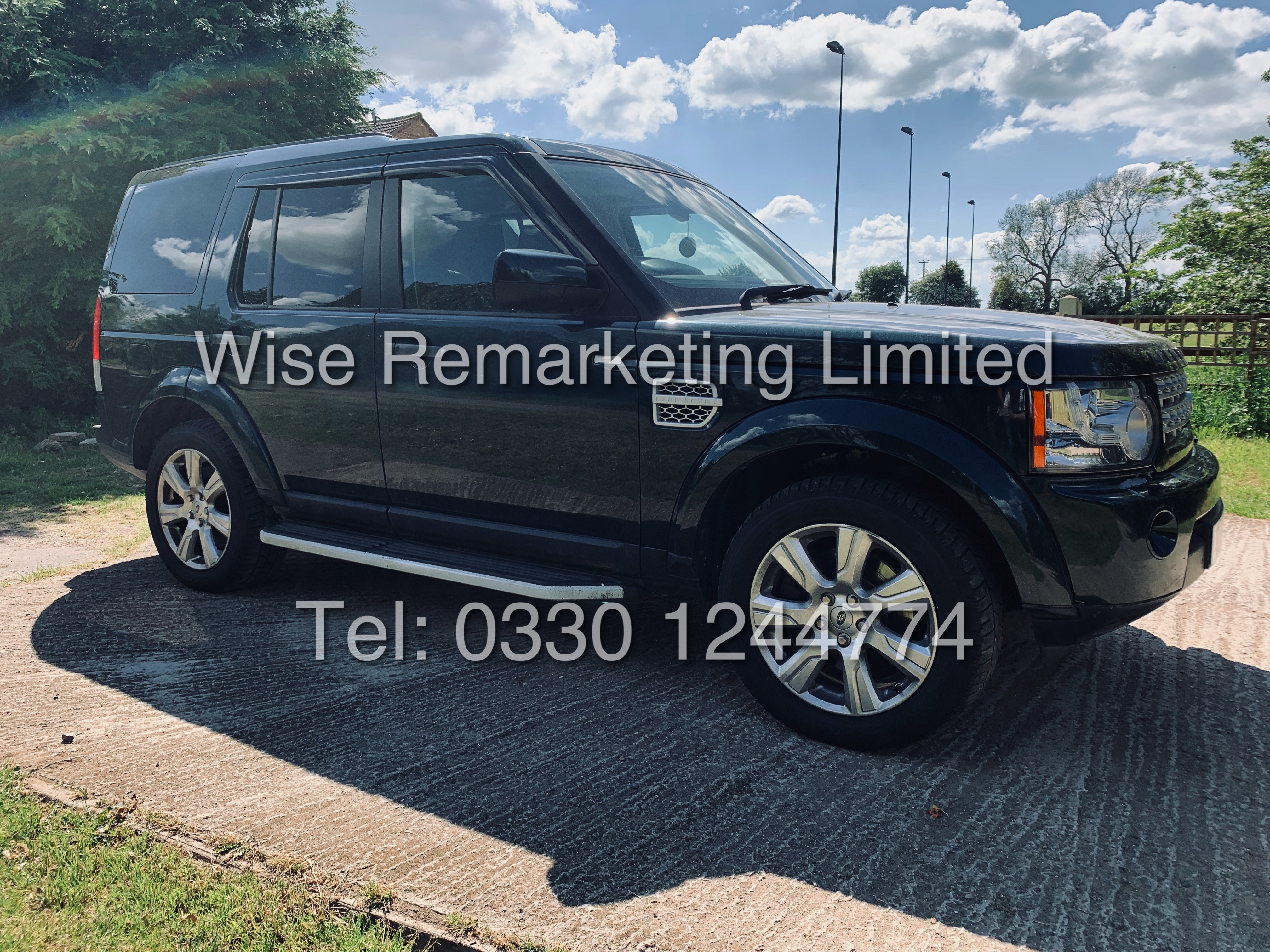 **RESERVE MET** Land Rover Discovery (HSE) 3.0Sdv6 Automatic / 2013 Registered / Fully Loaded / - Image 3 of 29