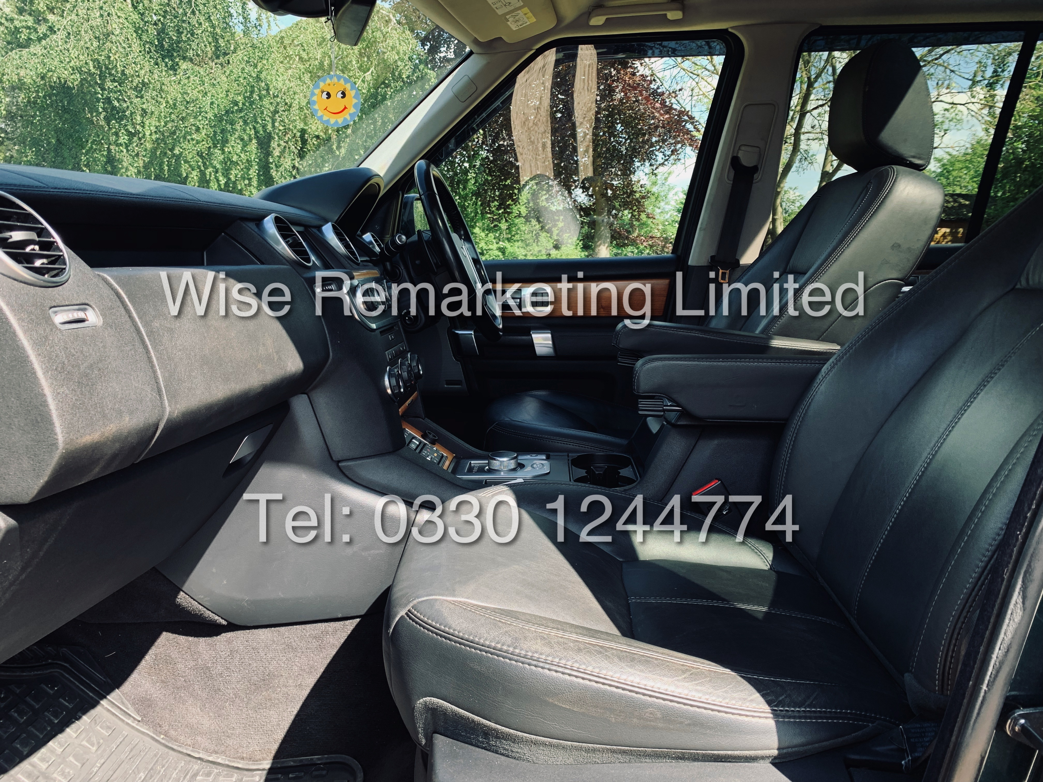 **RESERVE MET** Land Rover Discovery (HSE) 3.0Sdv6 Automatic / 2013 Registered / Fully Loaded / - Image 25 of 29