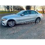 "*** RESERVE MET *** MERCEDES C220D AUTOMATIC ""SE EXECUTIVE"" SALOON (2016) 1 OWNER / SAT NAV LEATHER"