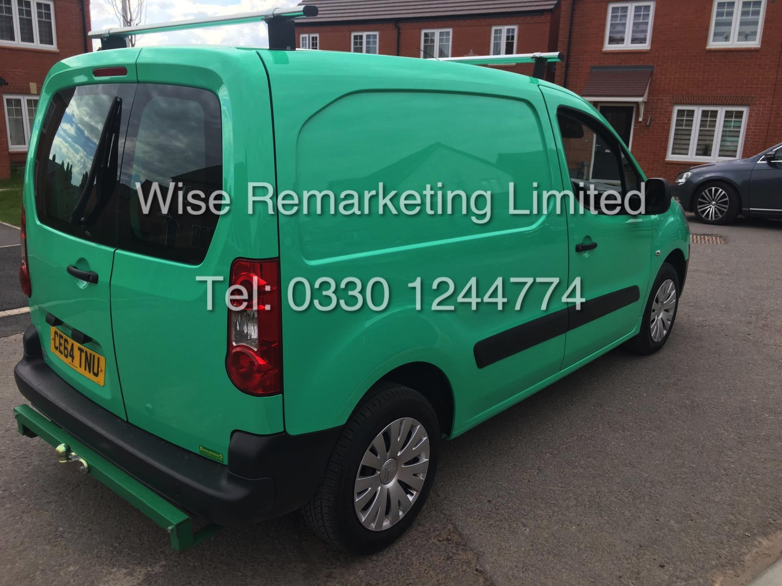 CITROEN BERLINGO 1.6 HDI LX AIRDREAM EDITION *2015 SPEC* - Image 3 of 11