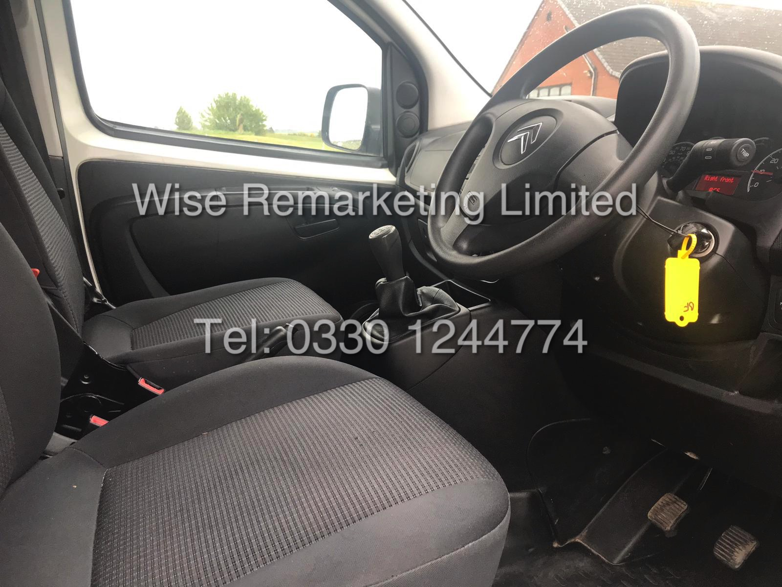 *** RESERVE MET*** CITROEN NEMO 1.3 HDI LX EDITION 2013 13 REG/ ULTRA LOW MILES.... NO VAT TO PAY - Image 13 of 13
