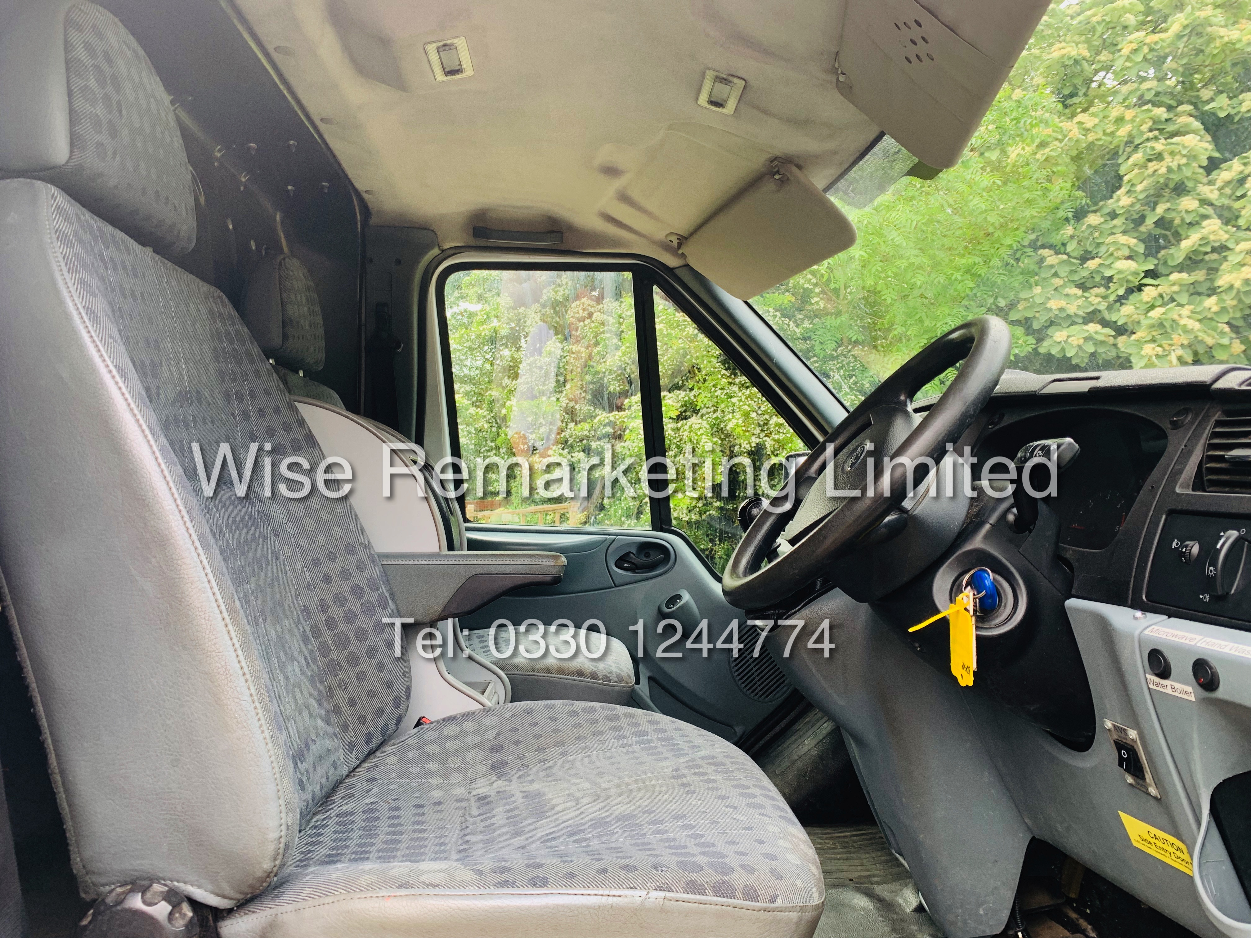 FORD TRANSIT T350 115 2.2 TDCI LWB 2011 *1 COMPANY OWNER* - Image 9 of 22