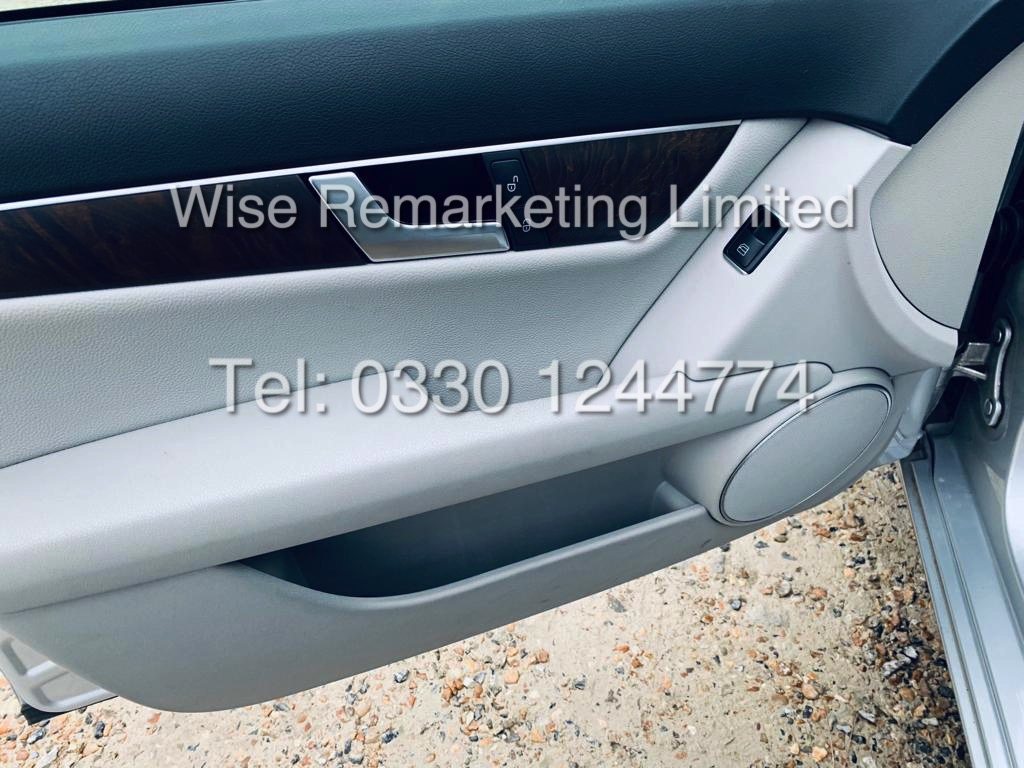 MERCEDES C220 SE EXECUTIVE ESTATE 2.1 CDI 13 REG *CREAM LEATHER* - Image 20 of 23